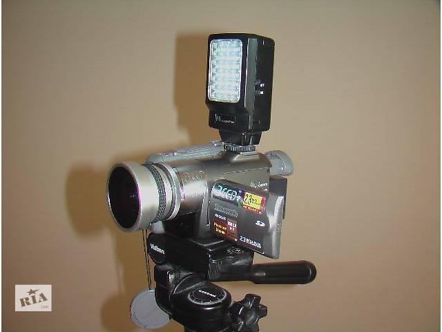 Цифрова відеокамера б/у Panasonic NV GS 230.- объявление о продаже  в Радивилове