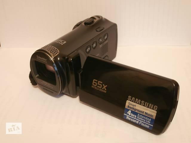 бу Цифровая Видеокамера Samsung SMX-F53BP - в Идеале ! в Херсоне