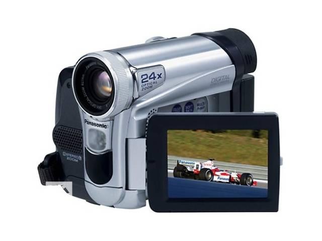 Цифровая видеокамера Panasonic NV-GS11 . Полный комплект. - объявление о продаже  в Белой Церкви