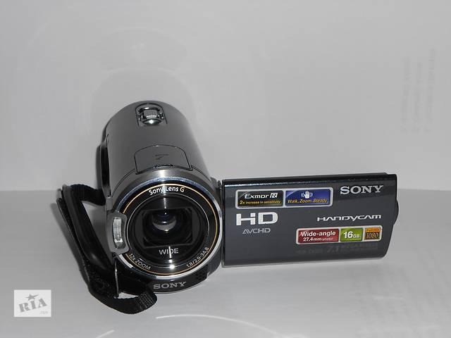 бу Цифровая Видеокамера Sony HDR-CX305E - Full HD - CMOS - в Идеале ! в Херсоне