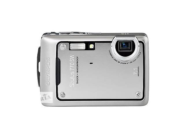 купить бу Цифровой фотоапарат olympus stylus 770 sw в Виноградове