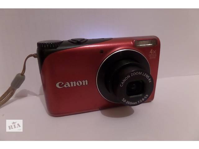 продам Цифровой фотоаппарат Canon PowerShot A2200 - 14 Mp - в Идеале ! бу в Херсоне