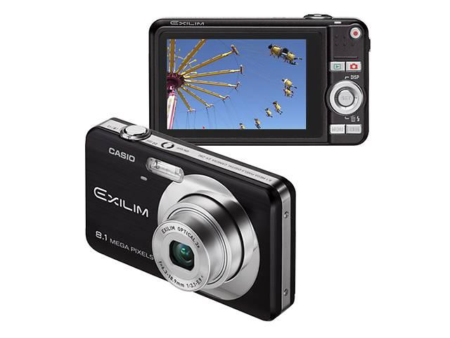 продам Цифровой фотоаппарат Casio Exilim EX-Z80 Black бу в Киеве