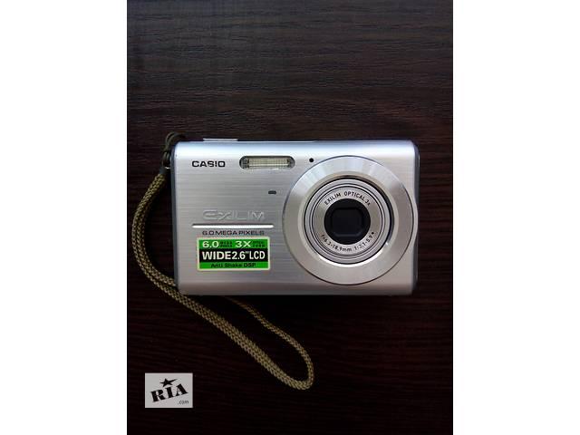 цифровой фотоаппарат casio exilim- объявление о продаже  в Конотопе