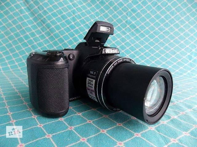 Цифровой фотоаппарат NIKON Coolpix L320 - 16 Мп. - в Идеале !- объявление о продаже  в Херсоне
