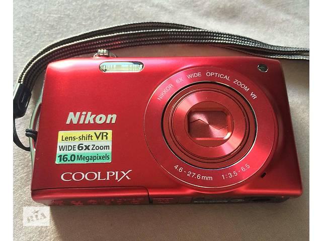 бу Цифровой фотоаппарат Nikon Coolpix S2700 - 16 Mp. - в Идеале ! в Херсоне
