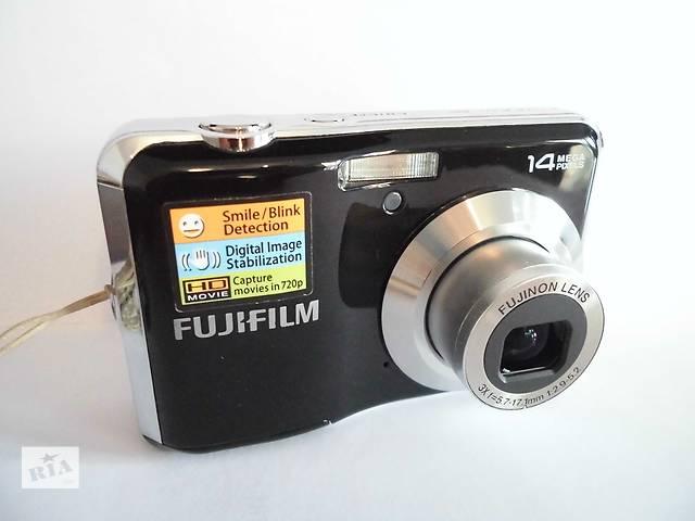 купить бу Цифровой фотоаппарат Fujifilm FinePix AV200 - 14 Mp. - в Идеале ! в Херсоне