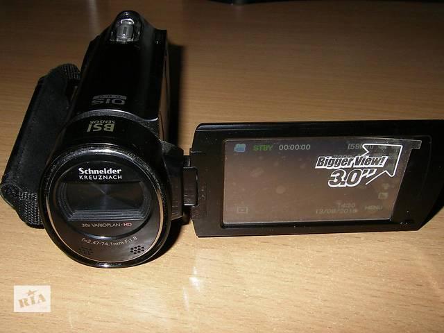 Видеокамера Samsung HMX-H300 - Full HD - CMOS - 5.1 Мп. - в Идеале !- объявление о продаже  в Черкассах