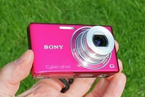 б/у Цифровые фотоаппараты Sony DSC-W380