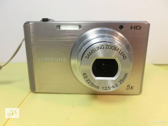 купить бу Цифровой фотоаппарат Samsung ST77 - 16 Mp. - HD - в Идеале ! в Херсоне