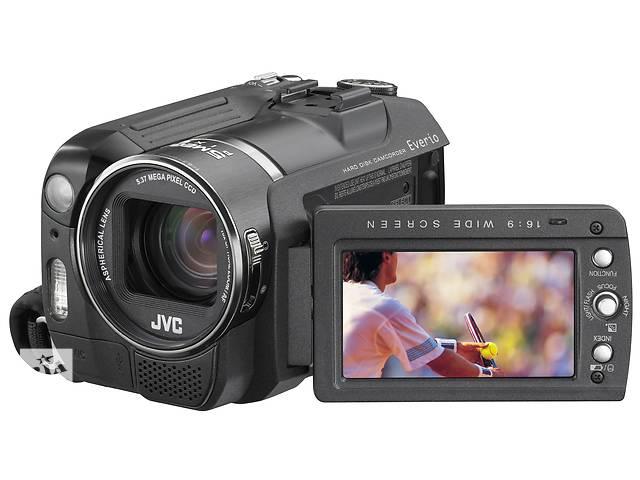 бу Цифровая Видеокамера JVC Everio GZ-MG575 - HDD 40 Gb. - в Идеале  ! в Херсоне