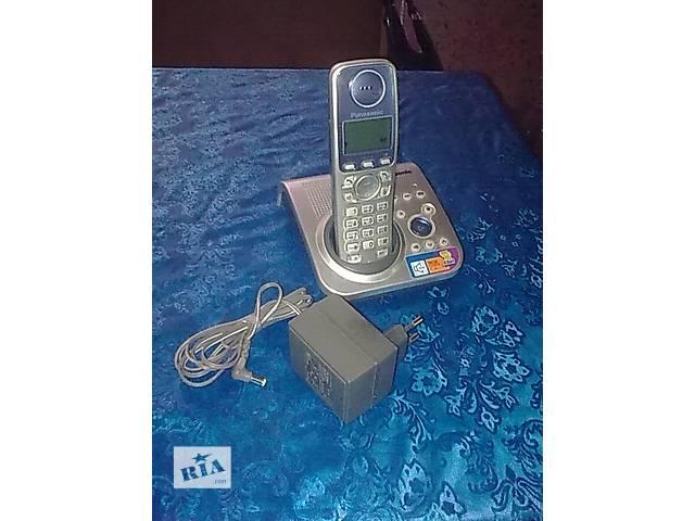 Цифровой радио телефон Panasonic Kx-TG7227UA- объявление о продаже  в Петропавловке (Днепропетровской обл.)