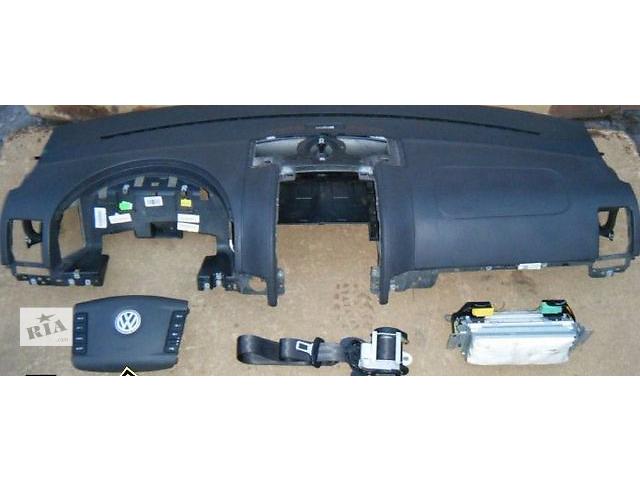 продам  Туарег компоненты кузова Система безопасности комплект для легкового авто Volkswagen Touareg бу в Киеве