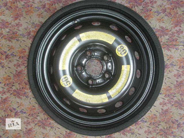 продам Туарег Колеса и шины Запаска/Докатка диски  болты Легковой Volkswagen Touareg бу в Киеве