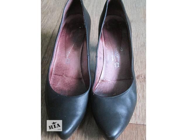 туфлі шкіряні- объявление о продаже  в Ивано-Франковске