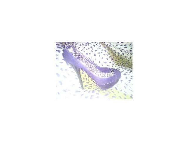 купить бу туфли женские замшевые,новые в Львове