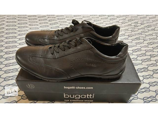 продам Туфли 46 р. Bugatti бу в Ужгороде