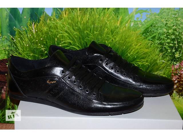 Туфли Lacoste М39 кожа 39 40 41 42 43 44 45- объявление о продаже  в Харькове