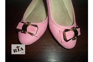 Новые Детские туфли для девочек Eссо