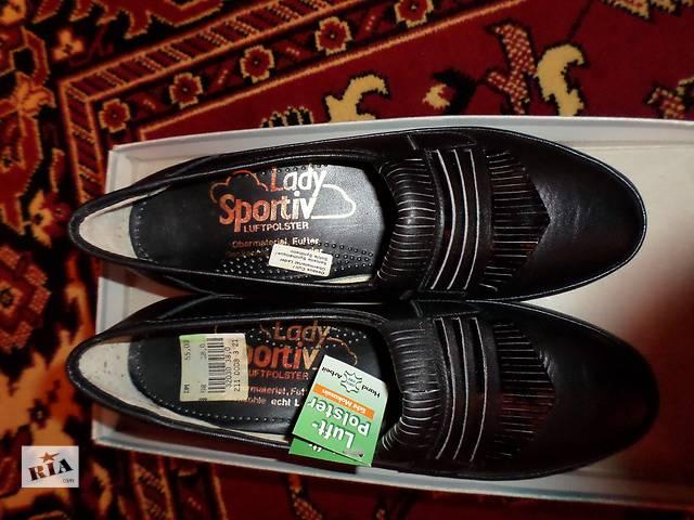 бу Туфли (мокасины) спортивные (Германия) женская обувь в Хмельницком