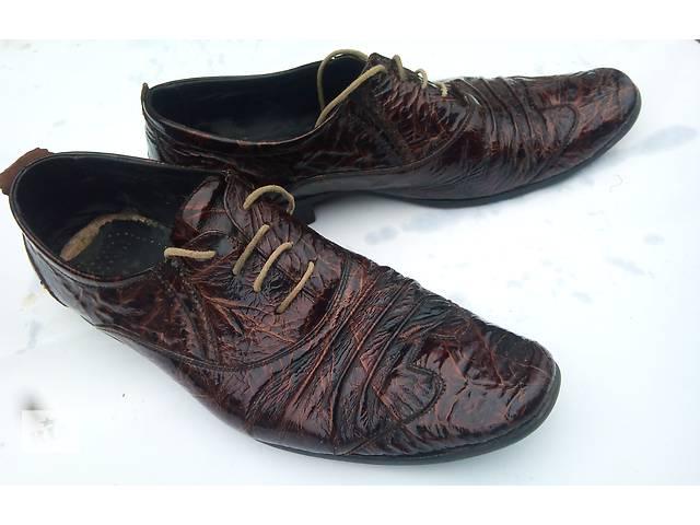 Туфли мужские 43- объявление о продаже  в Виноградове
