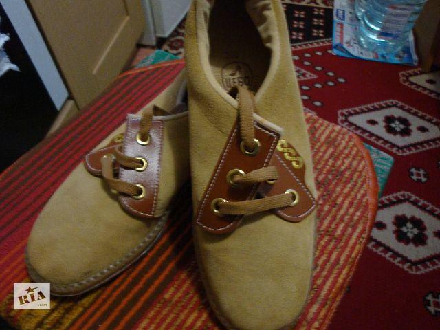 туфли мужские- объявление о продаже  в Киеве
