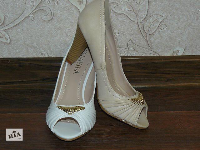 Туфли на каблуке 36-41 разм в наличии- объявление о продаже  в Доброполье