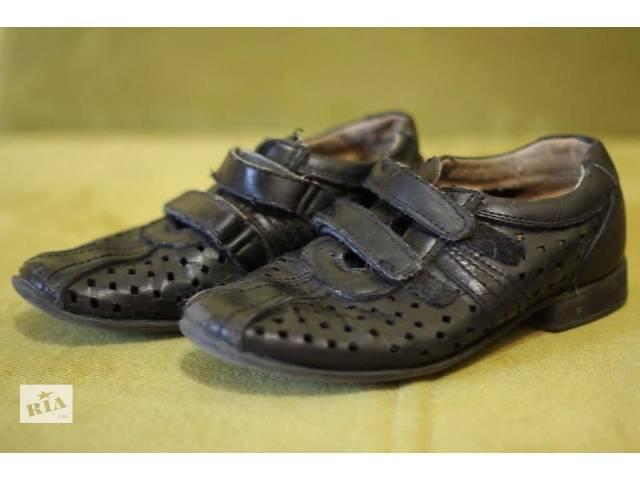 Туфли на мальчика, 29 р-р- объявление о продаже  в Донецке