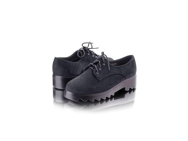 продам Туфли на массивном каблуке и платформе бу в Одессе