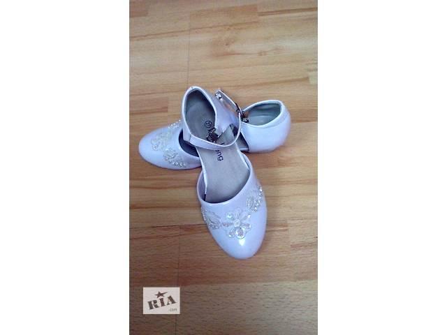 Туфли на выпускной и не только....- объявление о продаже  в Лисичанске