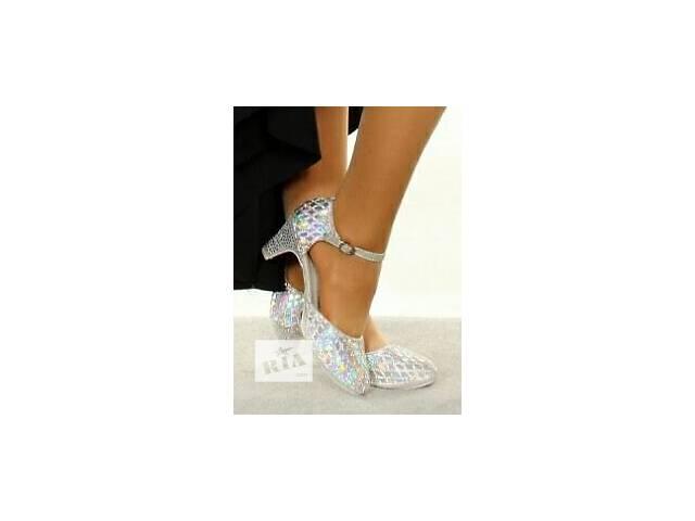 продам Туфли нарядные на каблуках 32-37 размер бу в Краматорске