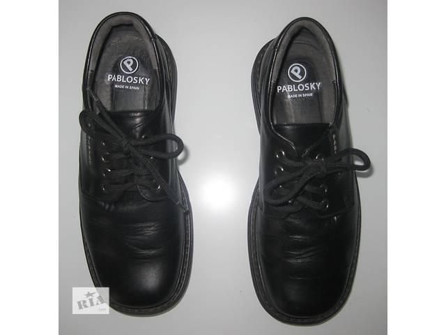 продам Туфли Pablosky (Испания), размер 33; 21,5 см. бу в Донецке