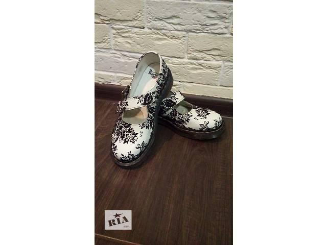 Туфли женские Dr. Martens 38 размер- объявление о продаже  в Киеве