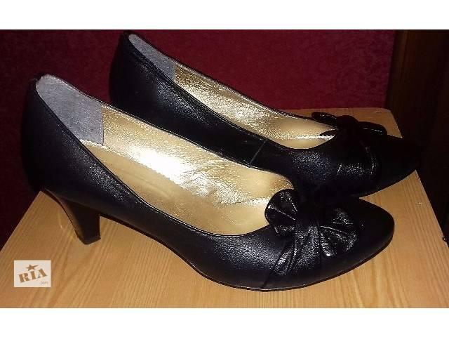 Туфли женские в отличном состоянии.- объявление о продаже  в Ватутино