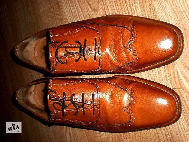 Туфли Van Bommel, Голландия- объявление о продаже  в Гнивани