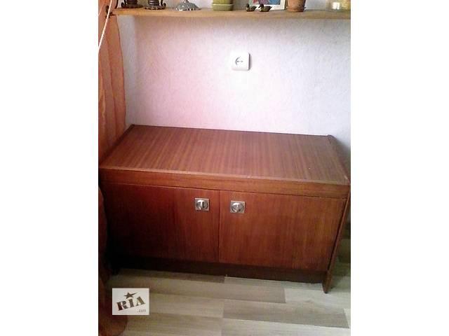 продам Тумбочка под телевизор бу в Ровно