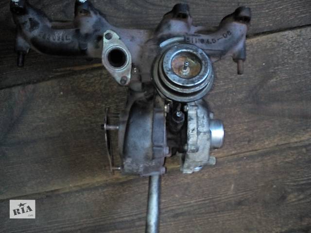 Турбина 1.9TDi Skoda SuperB 2003-08г.в.- объявление о продаже  в Киеве