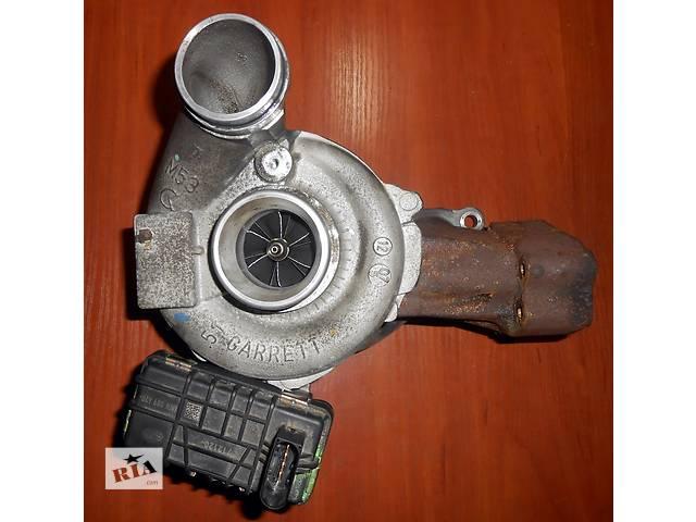 бу Турбина 3.0 ОМ642 Mercedes Sprinter 906 315 2006-2012г в Ровно