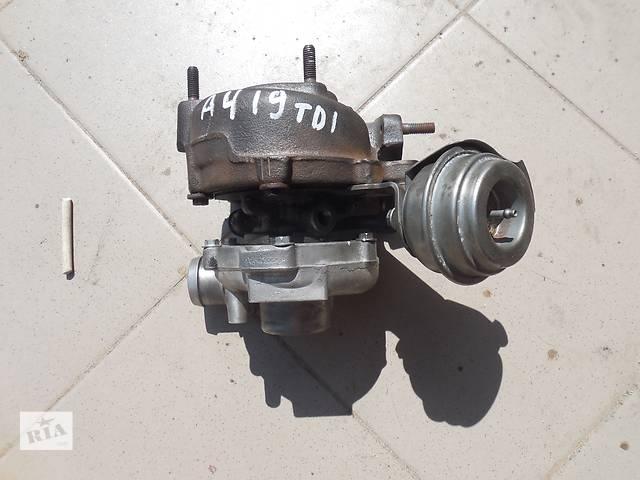 купить бу Турбина для Audi A4, B5, 1.9tdi, 028145702H в Львове