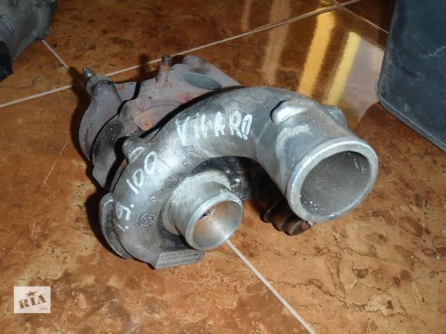 продам турбина для Opel Vivaro, 1.9dci, H8200108052 бу в Львове
