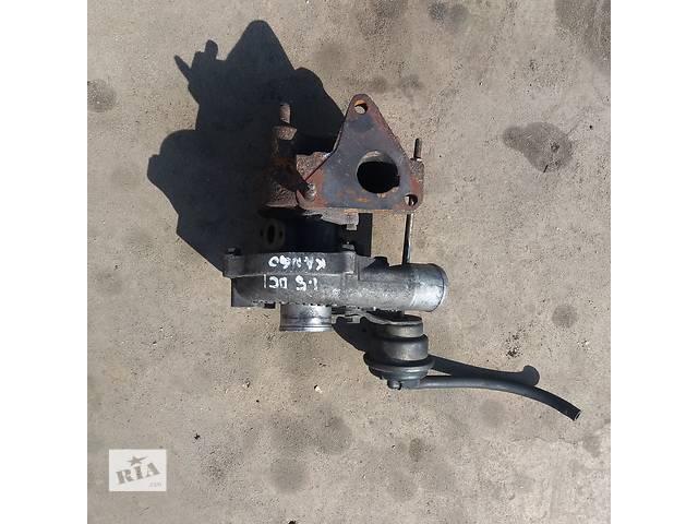 бу Tурбина для  Renault Kangoo 1.5 DCI в Ковеле