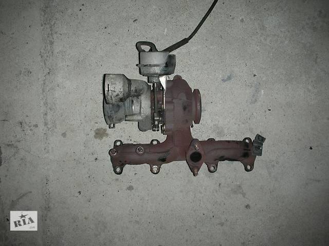 бу турбина для Skoda Octavia, 1.9tdi, 038253014G в Львове