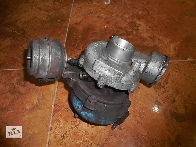 купить бу Турбина для Volkswagen Passat B5б 1.9tdi, 038145702E в Львове