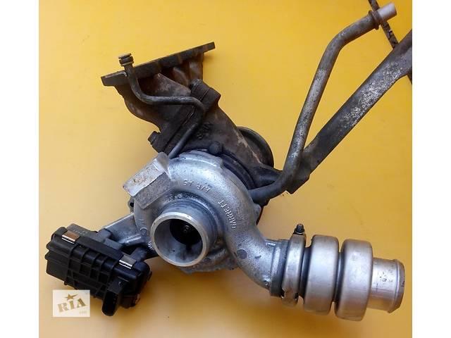 продам Турбина електронная би-турбо, турбіна Mercedes Sprinter 906 903( 2.2 3.0 CDi) ОМ 646, 642, 611 (2000-12р) бу в Ровно