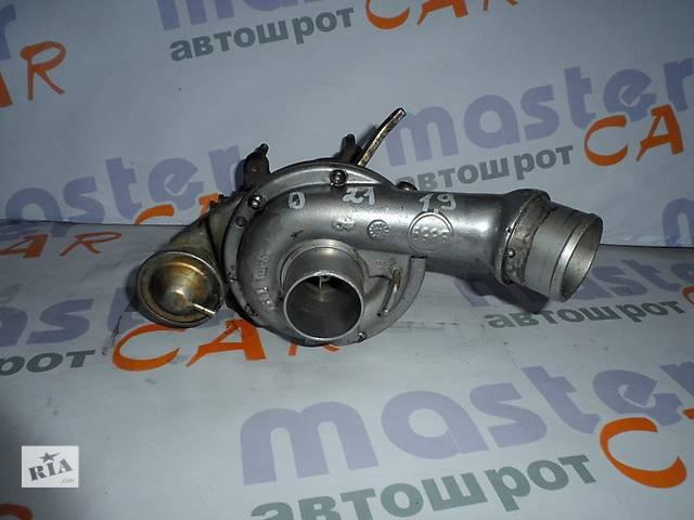 купить бу  Турбина Fiat Doblо Фиат Добло Multijet Мультиджет 1.9 2005-2009. в Ровно