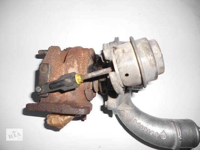 купить бу Турбина под реставрацию на Renault Trafic, Opel Vivaro, Nissan Primastar в Ровно