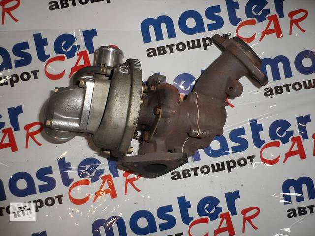бу Турбина Рено Маскотт Маскот Renault Mascott 3,0 DCI 2004-2010 в Ровно