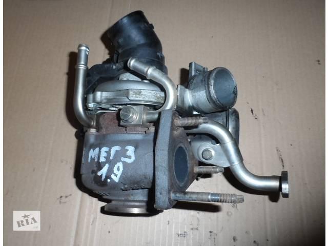 продам Турбина Рено Меган Renault Megane Scenic,Laguna 2 ,Лагуна ,Сценик 1,9 DCI GarrettI 2006-2009 бу в Ровно