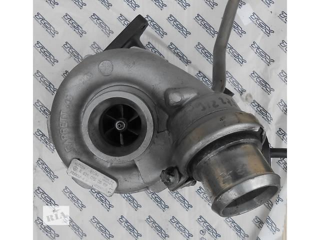 бу Турбина, турбіна 2.2 cdi OM611 Mercedes Sprinter 903 2000-2006г в Ровно