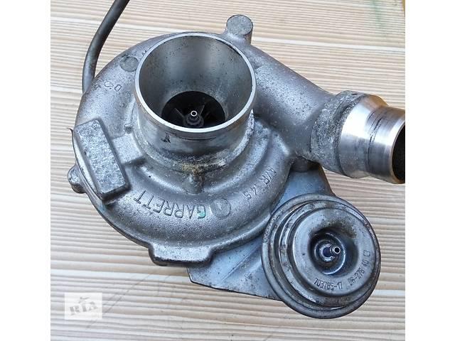бу Турбина, Турбіна Renault Trafic 1.9 2.0 2.5 Рено Трафик (Vivaro, Виваро) 2001-2009гг в Ровно